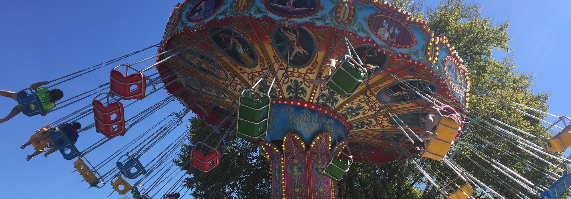 Bluegrass Breeze   Beech Bend Amusement Park - Bowling Green, KY