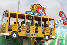 Crazy Bus | Beech Bend Amusement Park - Bowling Green, KY