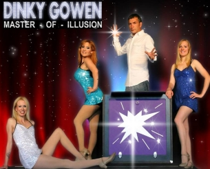 Dinky Gowen Master Of Illusion Show | Beech Bend Amusement Park - Bowling Green, KY