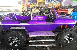 Monster Trucks Ride | Beech Bend Amusement Park - Bowling Green, KY
