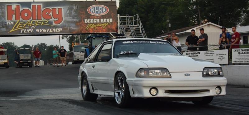 McTaggart | Beech Bend Raceway - Bowling Green, KY