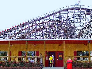 Rumbler Cafe | Beech Bend Amusement Park - Bowling Green, KY