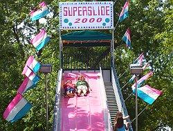 Super Slide | Beech Bend Amusement Park - Bowling Green, KY