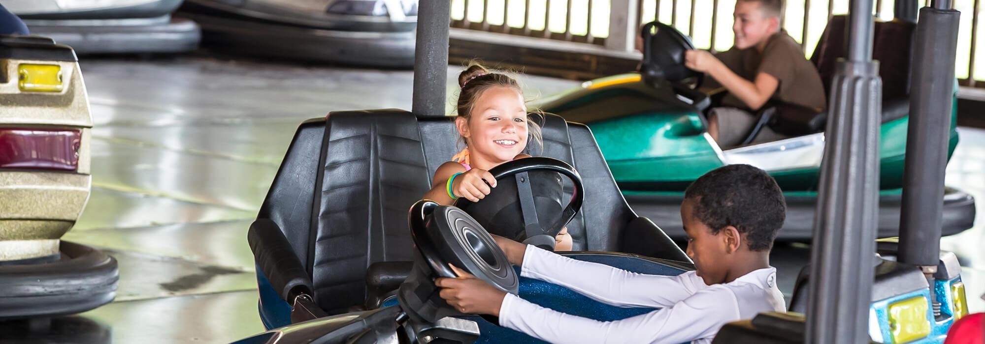 Bumper Cars | Beech Bend Amusement Park - Bowling Green, KY