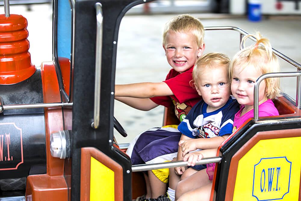 Children's Rides | Beech Bend Amusement Park - Bowling Green, KY