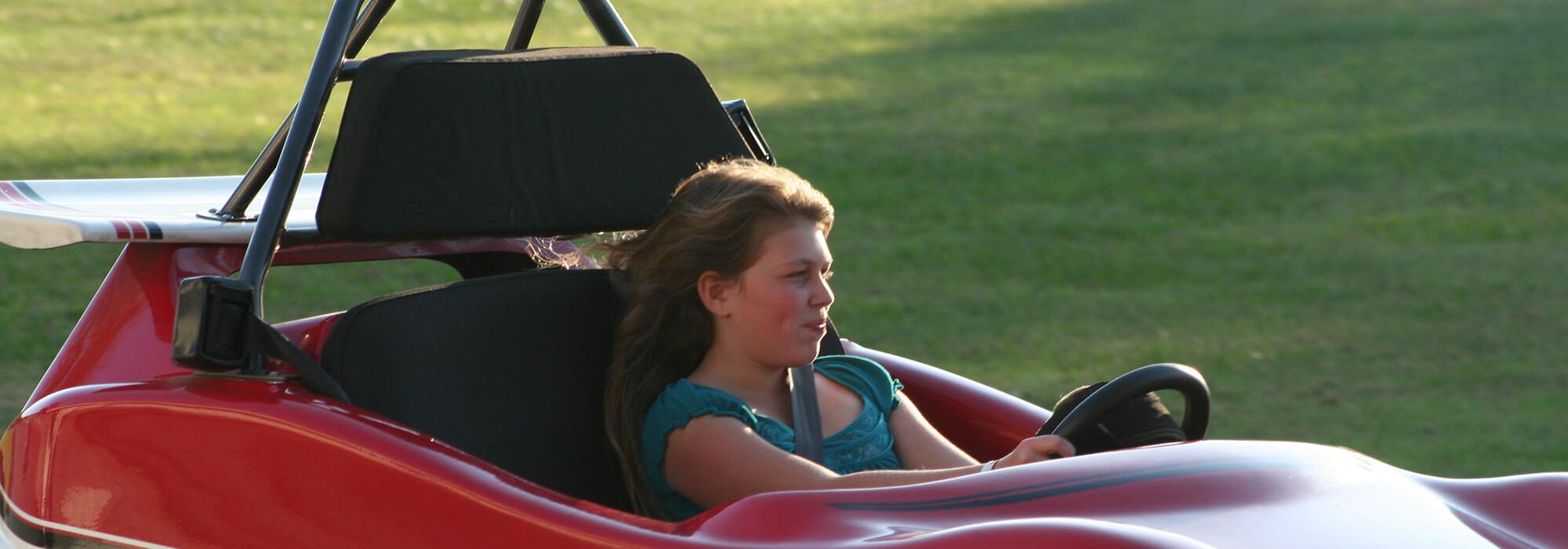 Go Karts | Beech Bend Amusement Park - Bowling Green, KY