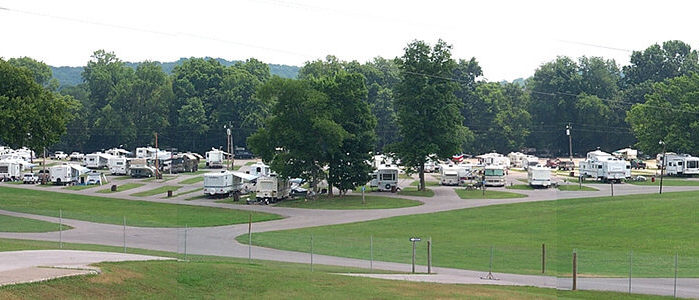 Campground | Beech Bend Amusement Park - Bowling Green, KY