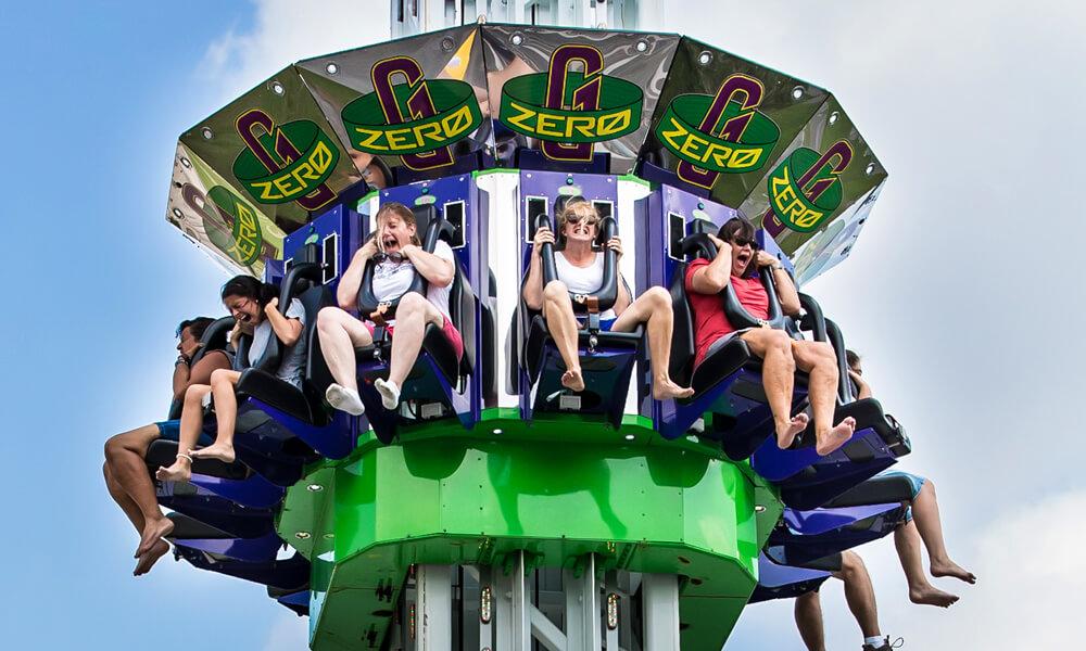 Zero G | Beech Bend Amusement Park - Bowling Green, KY