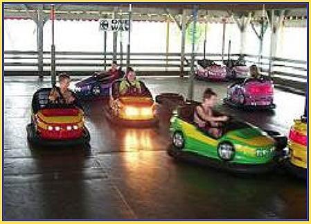 Kiddie Bumper Cars | Beech Bend Amusement Park - Bowling Green, KY