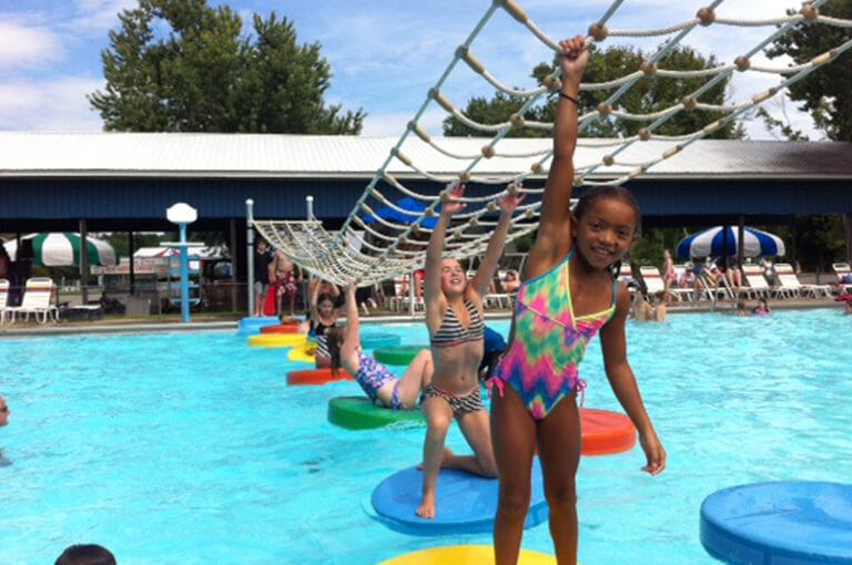 Lily Pad - Splash Lagoon | Beech Bend Amusement Park - Bowling Green, KY