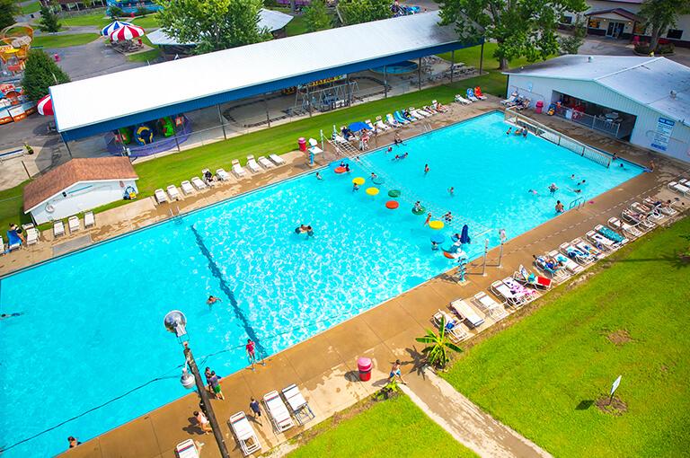 Giant Leisure Pool