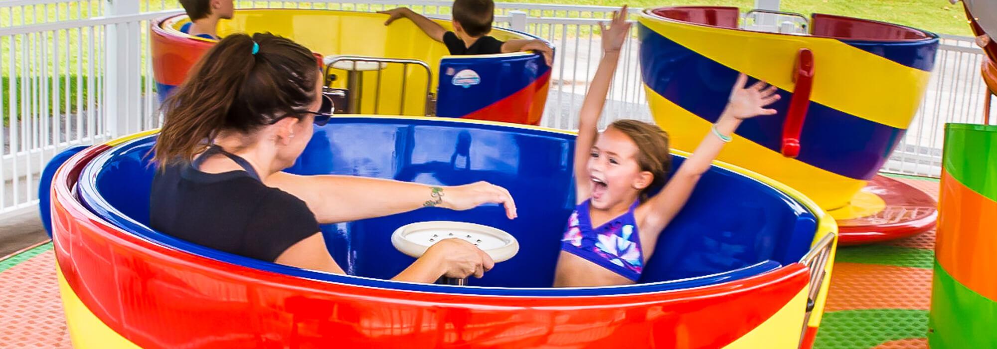 Tea Party   Beech Bend Amusement Park - Bowling Green, KY