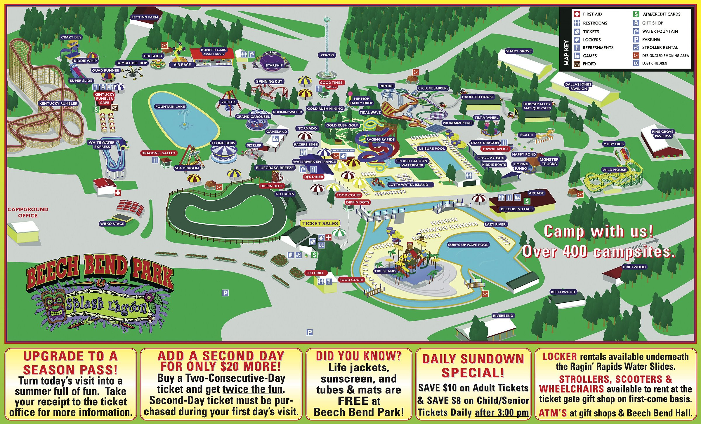 Beech bend coupons