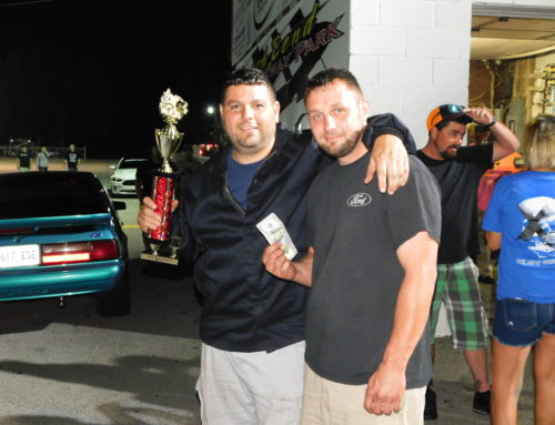 Fast Friday Night Drags – May 17th