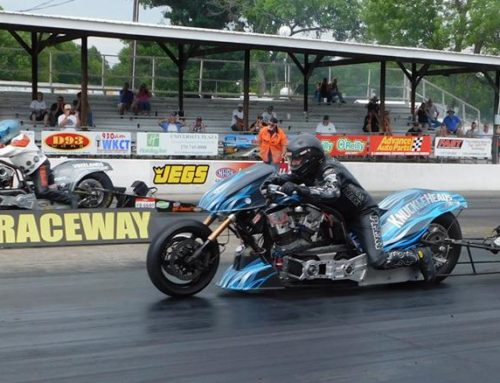 The Harley Drags AMRA Summer Shootout Results