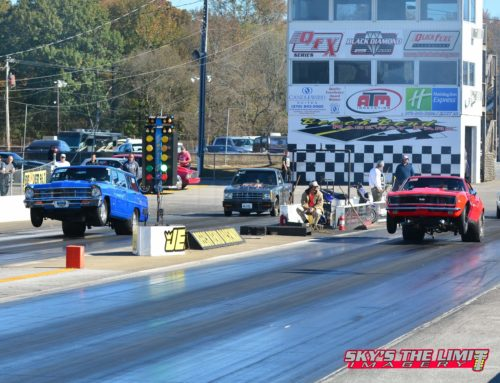 Sunday NHRA ET Series – Nov 3rd